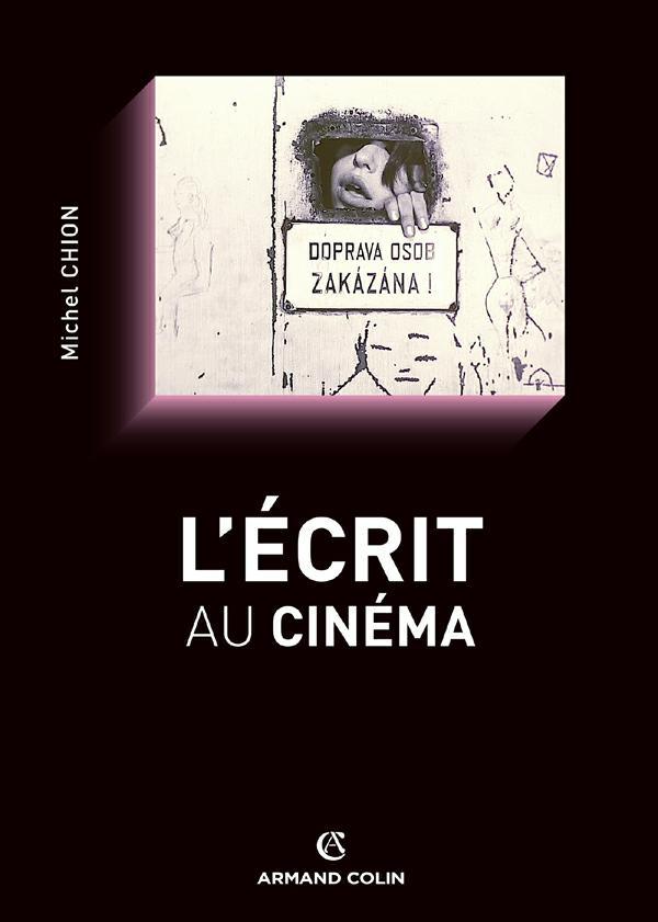 télécharger L'écrit au cinéma. Michel Chion