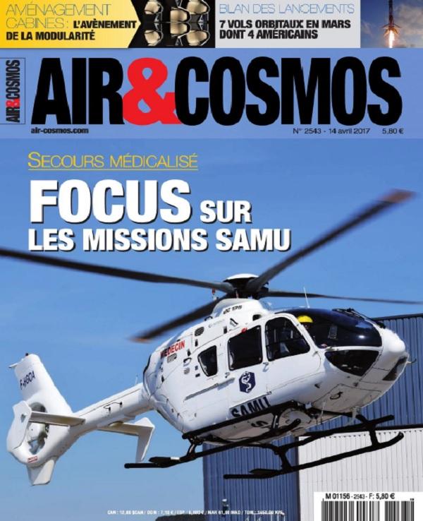 télécharger Air et Cosmos N°2543 Du 15 au 20 Avril 2017