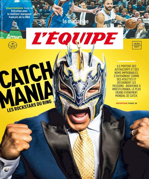 télécharger L'Equipe Magazine N°1813 Du 15 Avril 2017