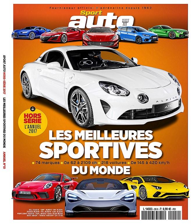 télécharger Sport Auto Hors Série N°26 - L'Annuel 2017