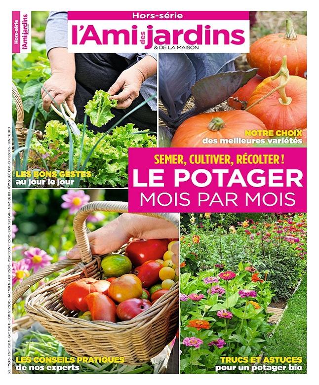 télécharger L'Ami Des Jardins Hors Série N°196 - Avril-Mai 2017