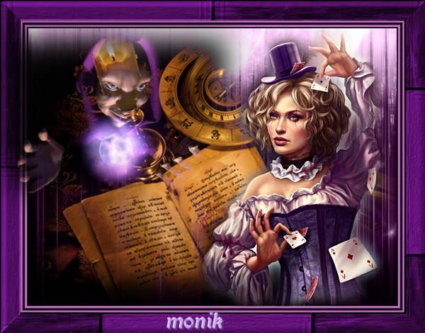 magique Sandrine