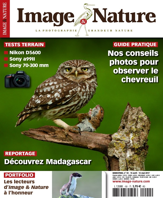 Image et Nature N°92 - Avril-Mai 2017