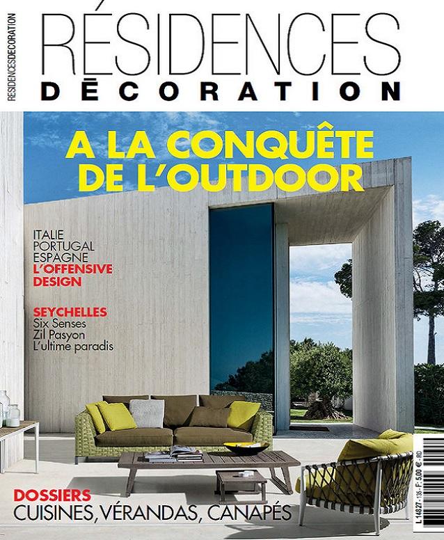 télécharger Residences Decoration N°135 - Mai-Juin 2017