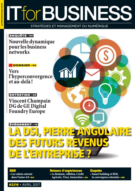 IT for Business N°2216 - Avril 2017