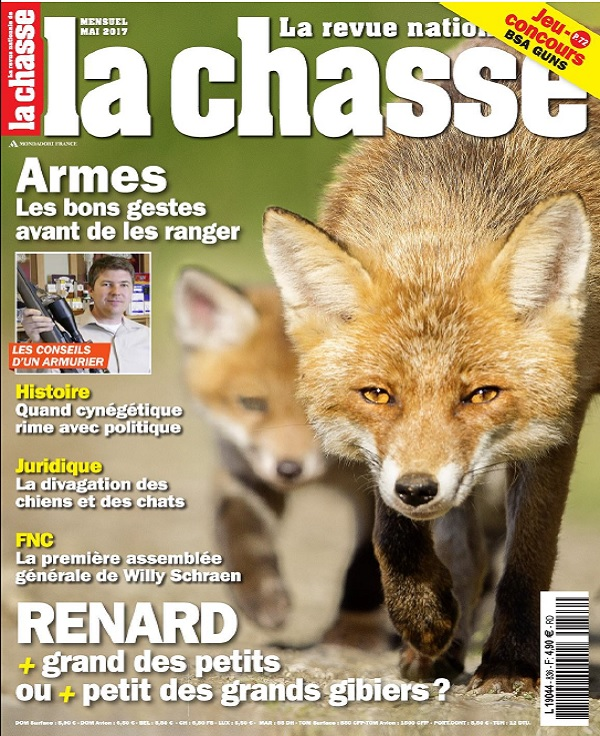 télécharger La Revue Nationale De La Chasse N°836 - Mai 2017