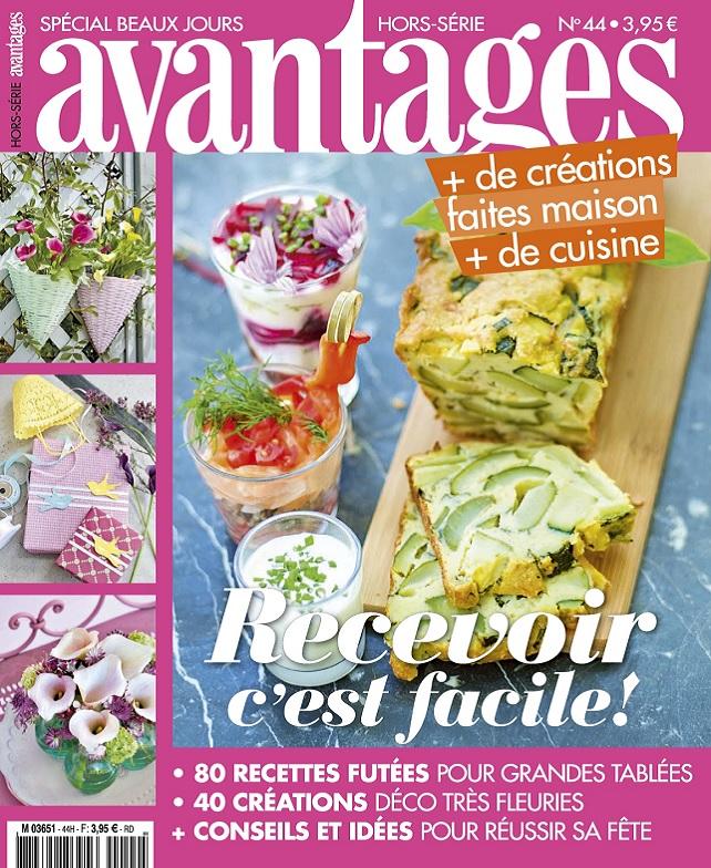 Avantages Hors Série N°44 - Printemps 2017