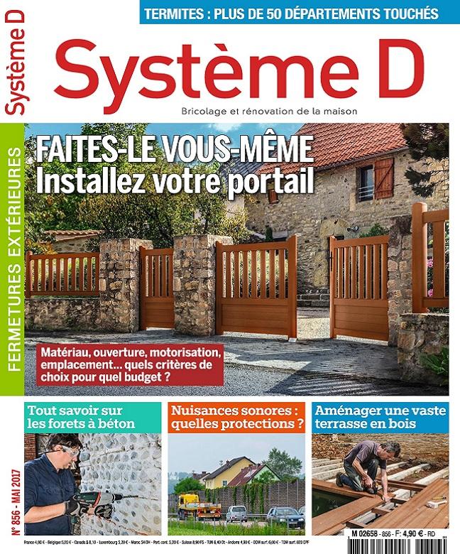 télécharger Système D N°856 - Mai 2017