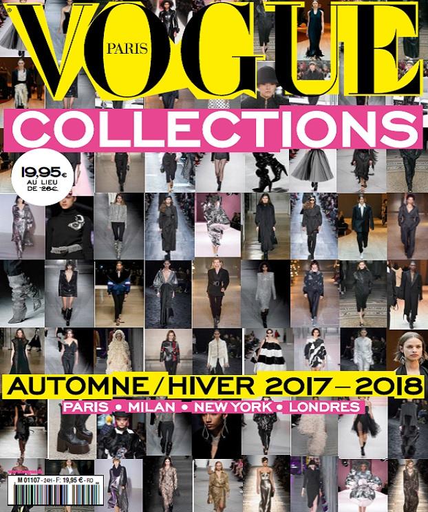 télécharger Vogue Paris Collections N°24 - Automne-Hiver 2017-2018