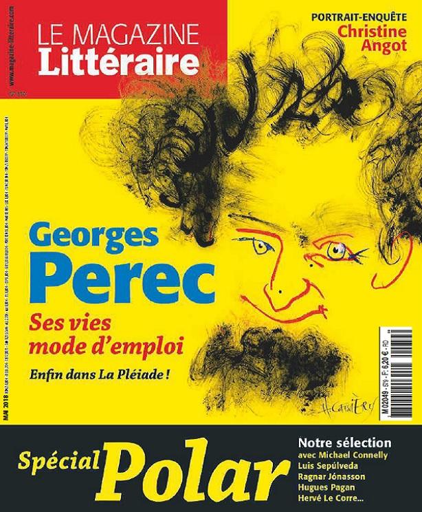 télécharger Le Magazine Littéraire N°579 - Mai 2017