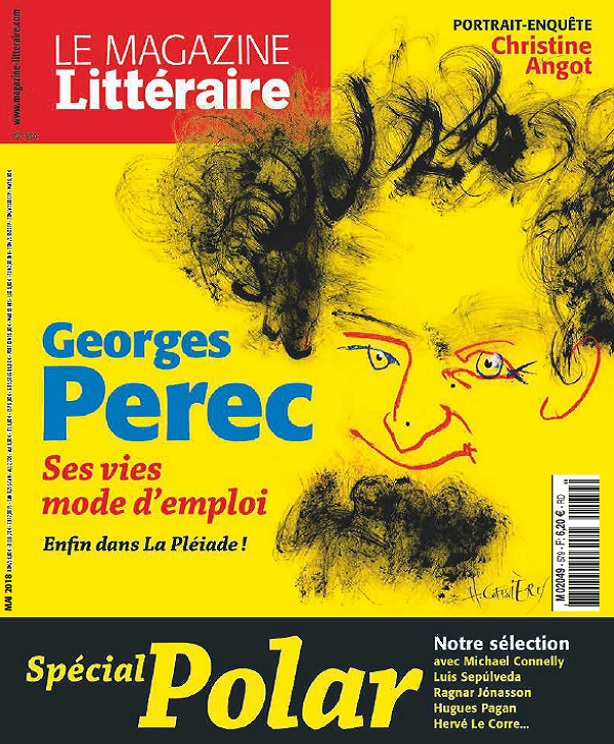 Le Magazine Littéraire N°579 - Mai 2017