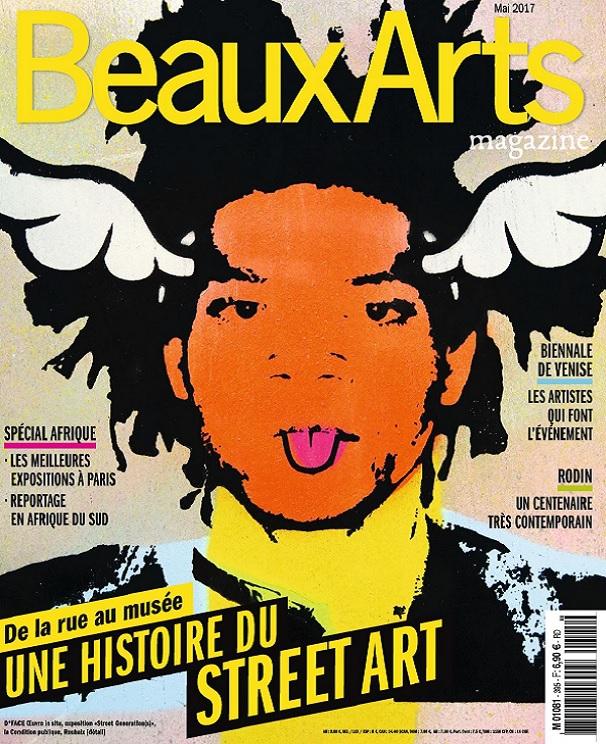 télécharger Beaux Arts Magazine N°395 - Mai 2017