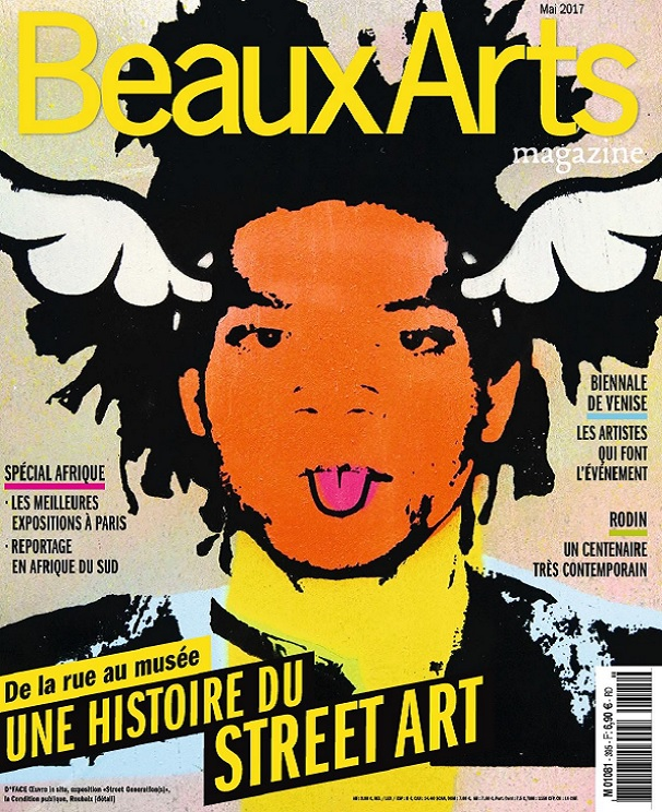 Beaux Arts Magazine N°395 - Mai 2017