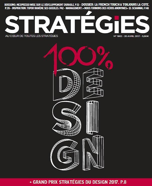 Stratégies N°1902 Du 20 Avril 2017