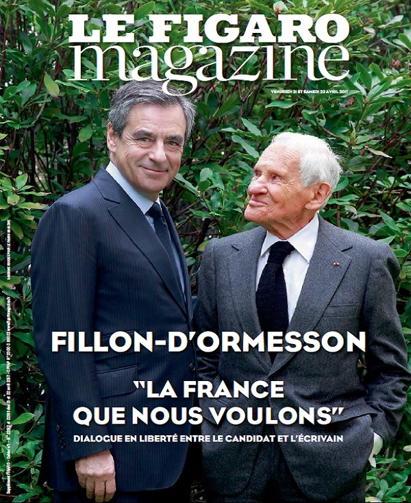 télécharger Le Figaro Magazine Du 21 Avril 2017