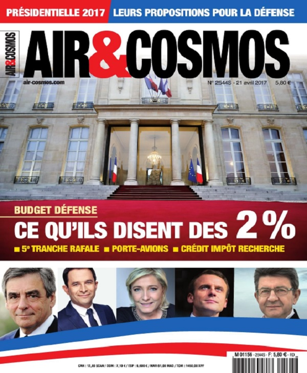 télécharger Air et Cosmos N°2544 Du 21 au 27 Avril 2017