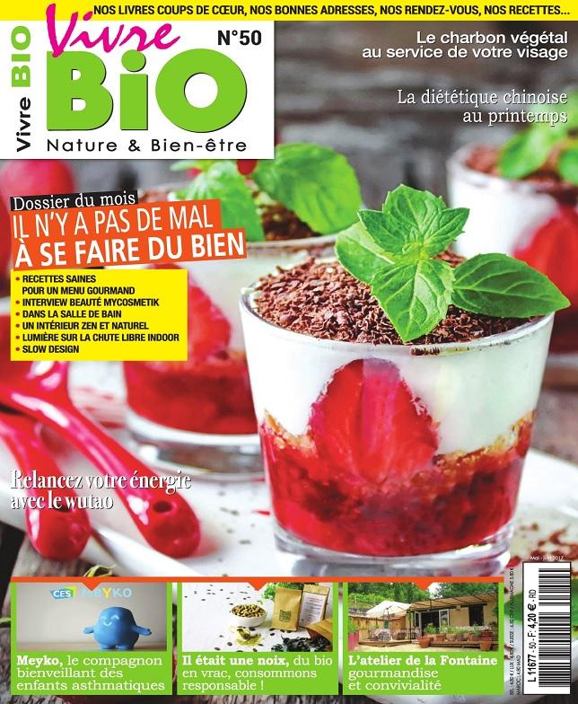 télécharger Vivre Bio N°50 - Mai 2017