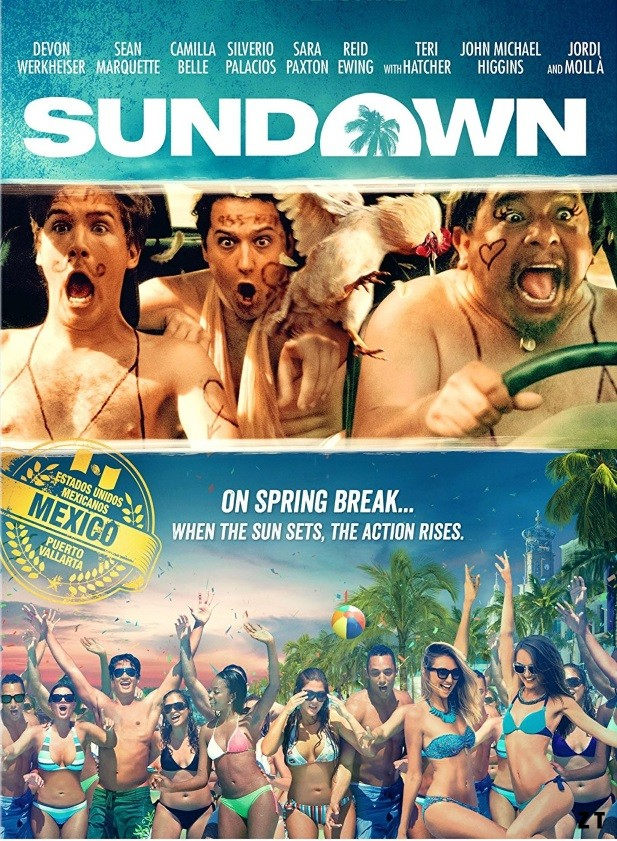 Sundown FRENCH  HDRIP