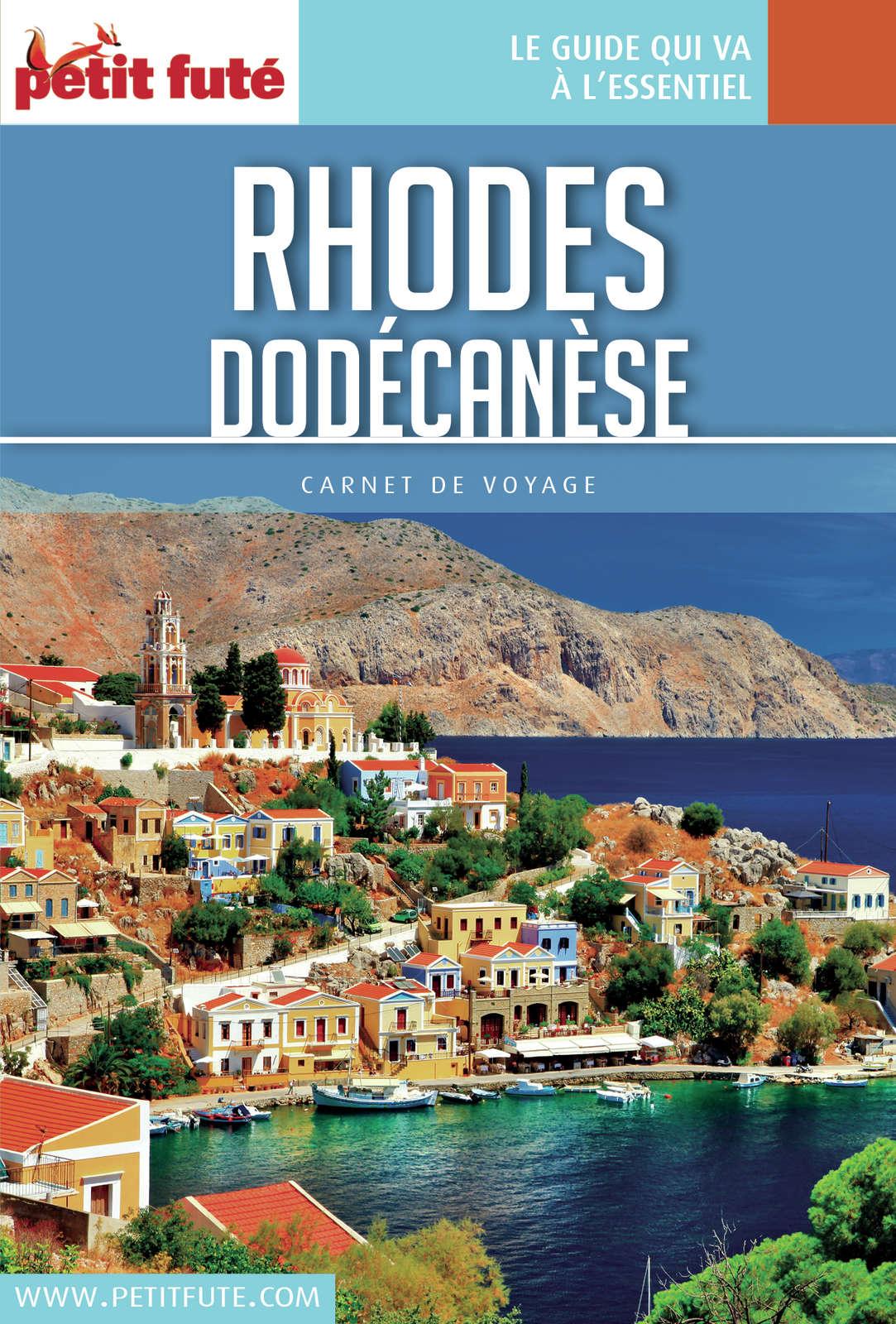 Carnet de voyage - Rhodes - Dodécanèse 2016