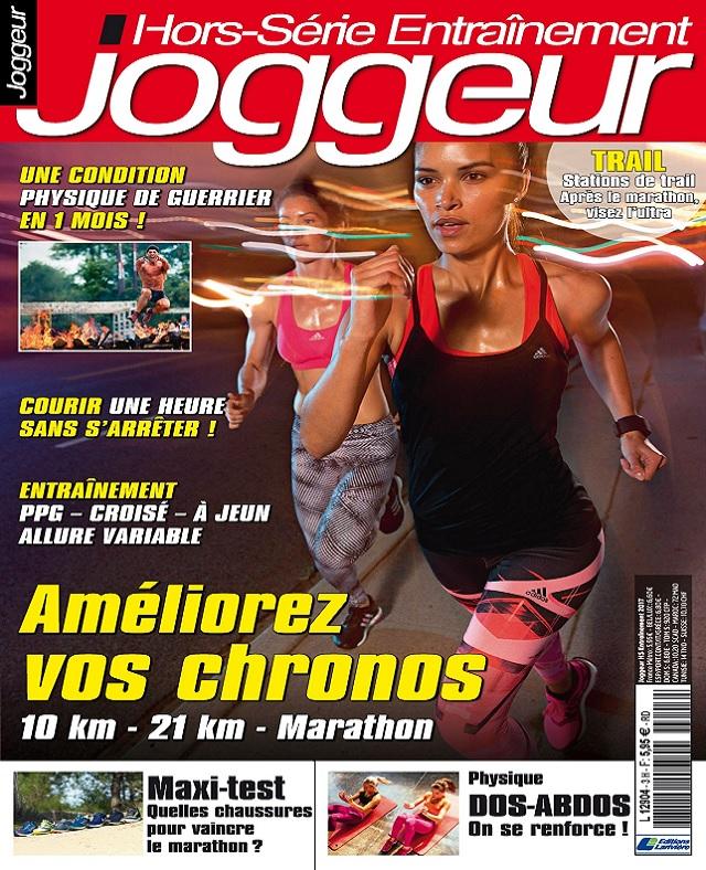 télécharger Joggeur Hors Série N°3 - Entrainement 2017