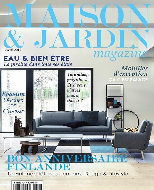 Maison et Jardin N°127 - Avril 2017