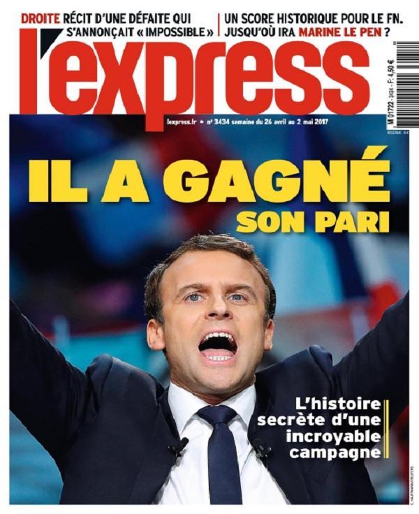 télécharger L'Express N°3434 Du 26 Avril au 2 Mai 2017