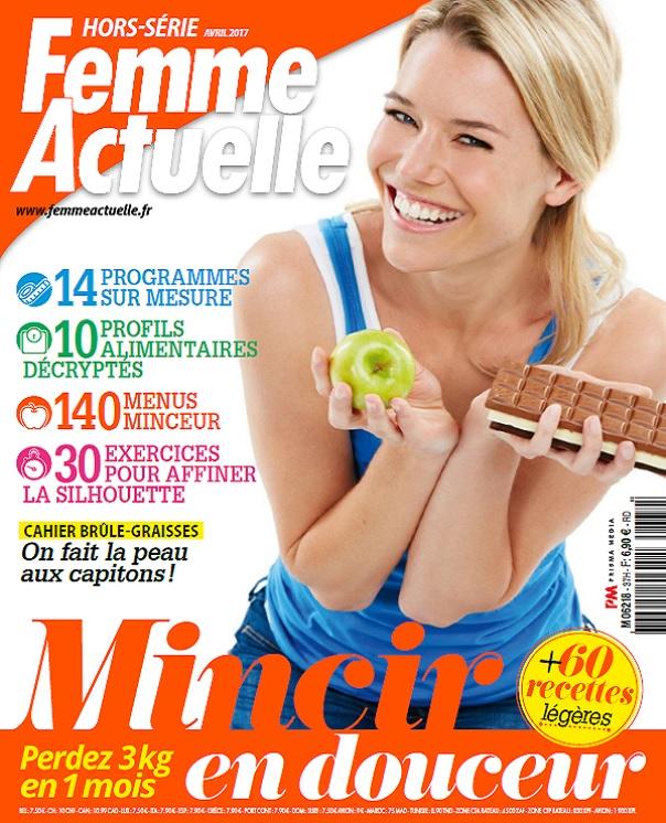 télécharger Femme Actuelle Hors Série N°37 - Avril 2017