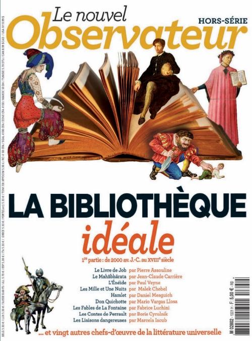 Le Nouvel Observateur Hors-Série N°82 - La Bibliothèque Idéale