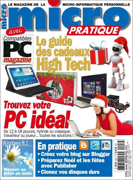Micro Pratique N°207 - Le Guide des Cadeaux High Tech
