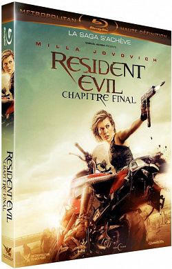 Resident Evil : Chapitre Final BLURAY 1080p FRENCH