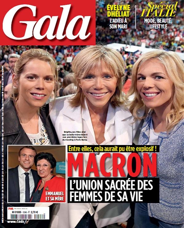 télécharger Gala N°1246 Du 26 Avril 2017