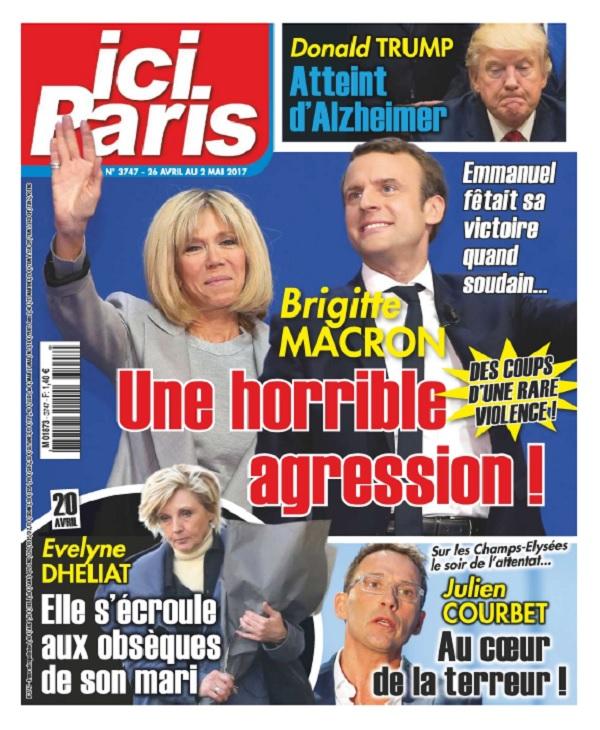 télécharger Ici Paris N°3747 Du 26 Avril au 2 Mai 2017