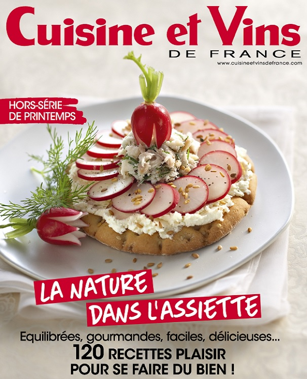 télécharger Cuisine et Vins De France Hors Série N°37 - Printemps 2017