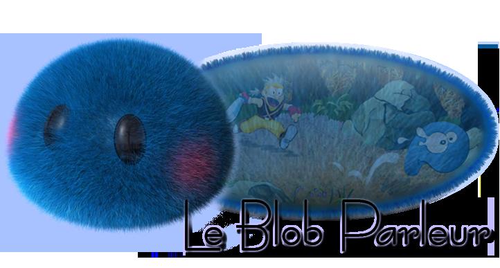 Le Blob Parleur