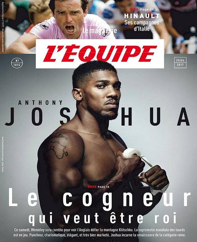 télécharger L'Equipe Magazine N°1815 Du 29 Avril 2017
