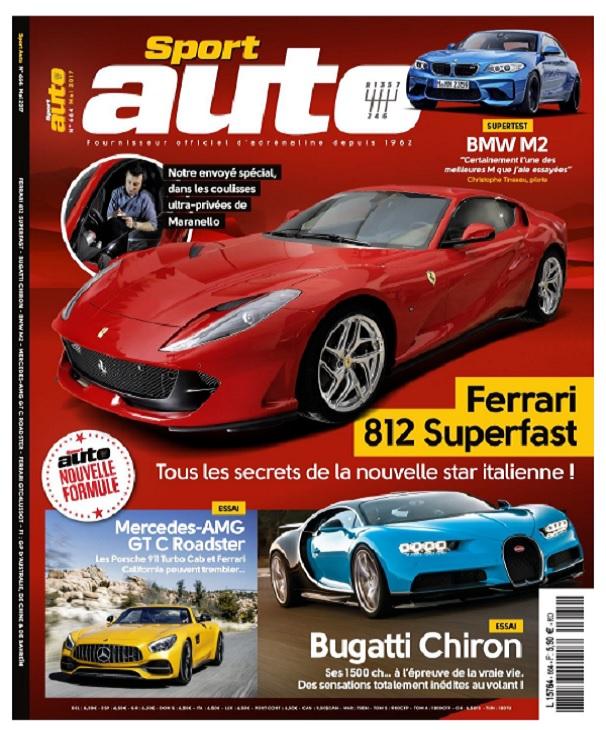 télécharger Sport Auto N°664 - Mai 2017