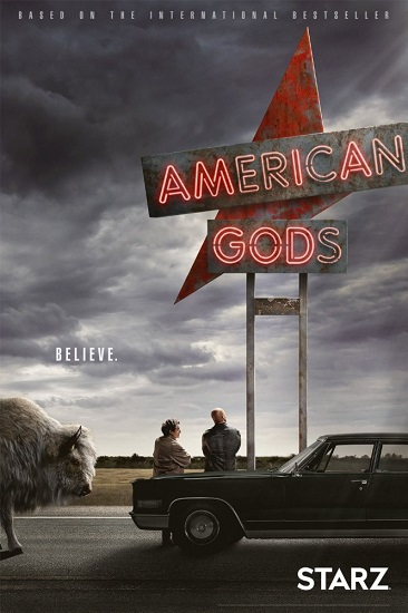 American Gods {Sezon 01} (2017) 1080p.AMZN.WEBRip.DD5.1.x264
