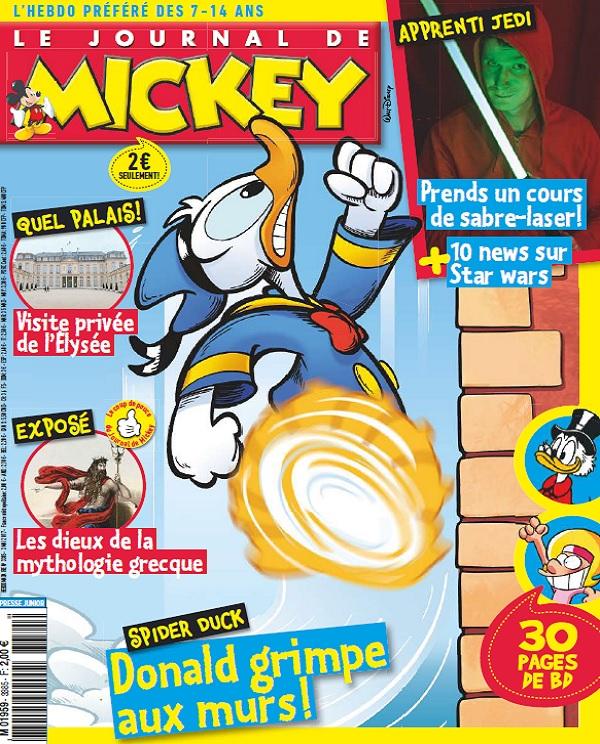 télécharger Le Journal De Mickey N°3385 Du 3 Mai 2017