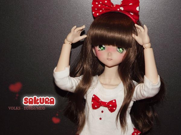 [Volks MDD+DDH10] Sakura dans Card Captor ! 170501090052704017