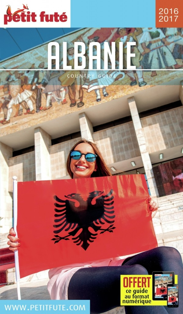 télécharger Petit Futé - Albanie 2016-2017