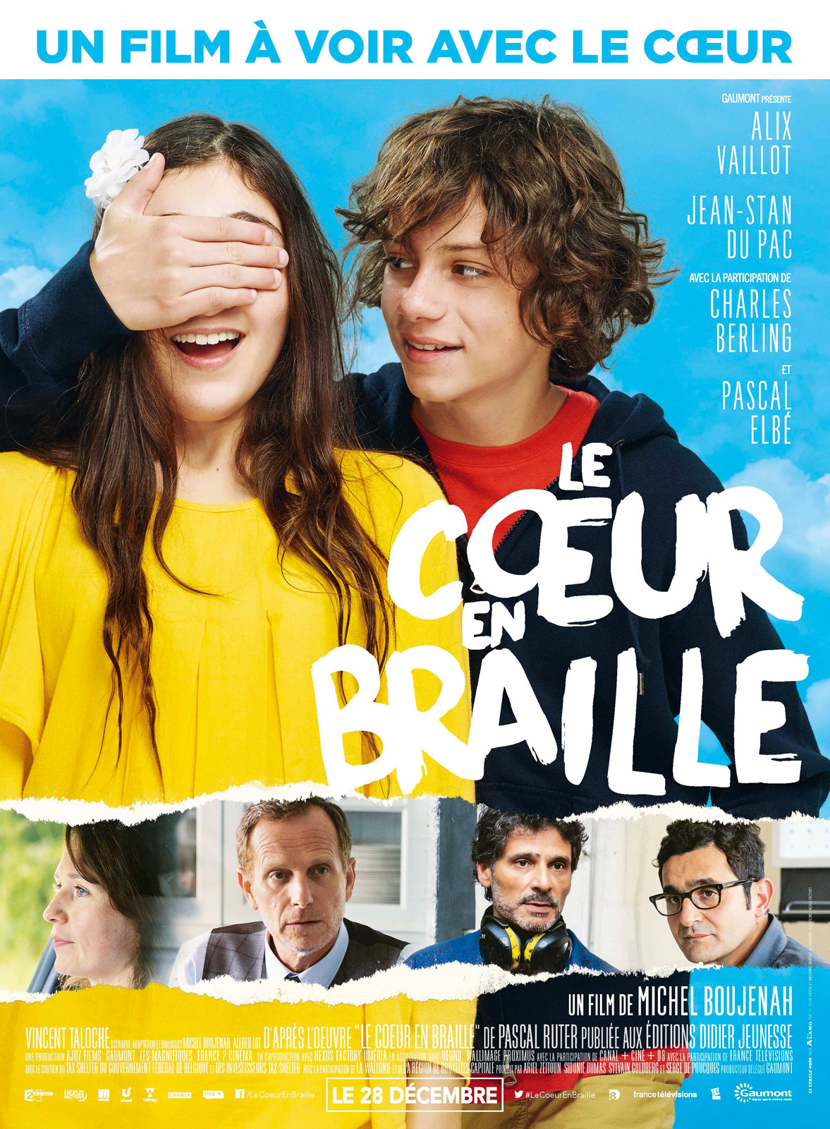 Le Coeur en braille FRENCH HDRIP