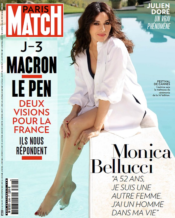 télécharger Paris Match N°3546 Du 4 au 9 Mai 2017