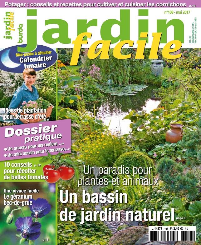 télécharger Jardin Facile N°108 - Mai 2017