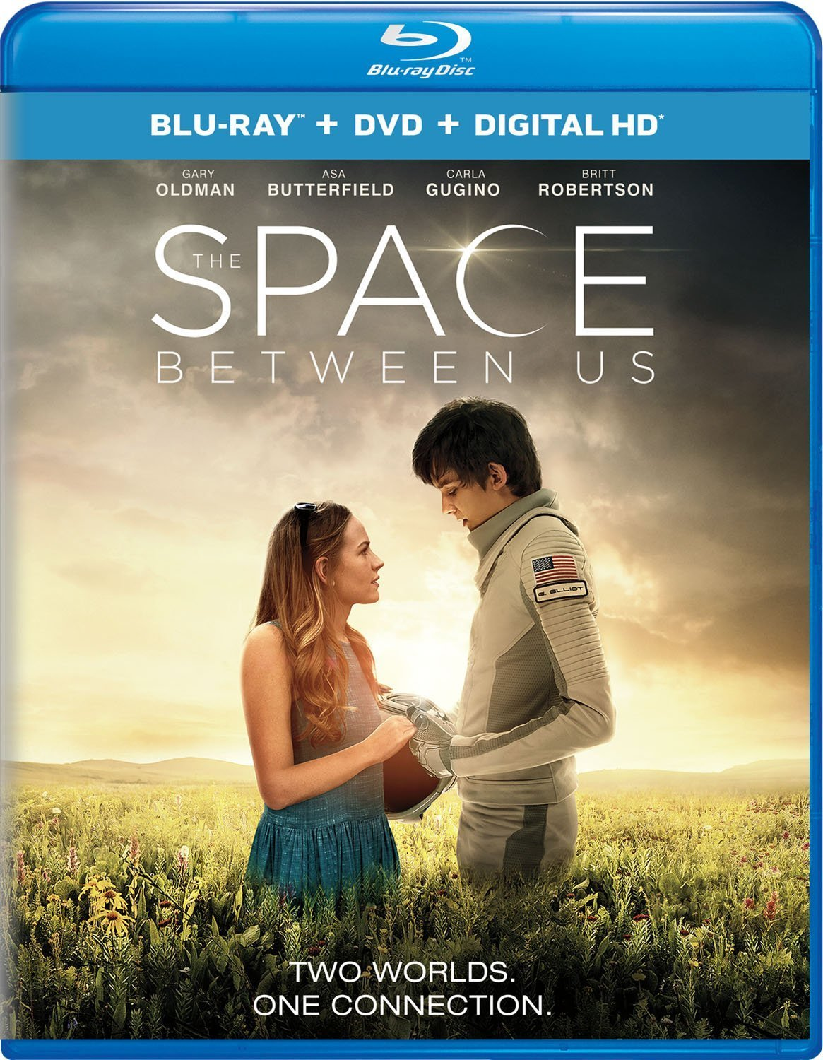 The Space Between Us (2017) poster image