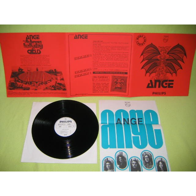 ANGE Johnny Circus 1972 170504072154133058