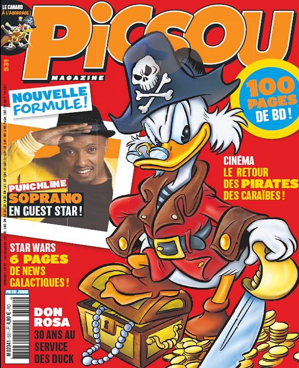 télécharger Picsou Magazine N°531 - Juin 2017