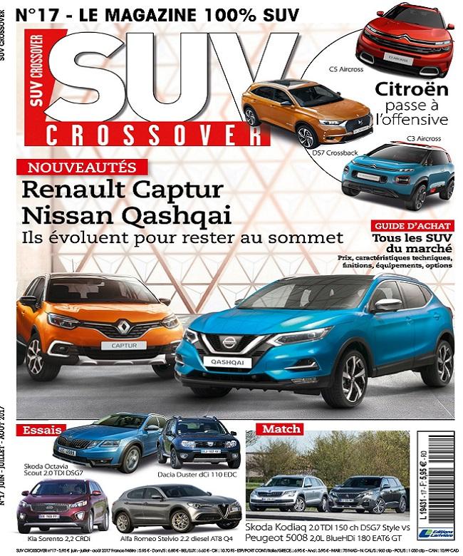 télécharger Suv Crossover N°17 - Juin-Août 2017