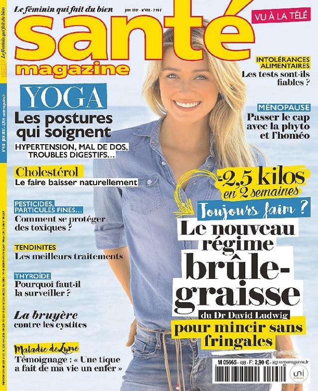 télécharger Santé Magazine N°498 - Juin 2017
