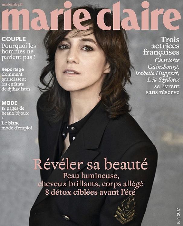 télécharger Marie Claire N°777 - Juin 2017