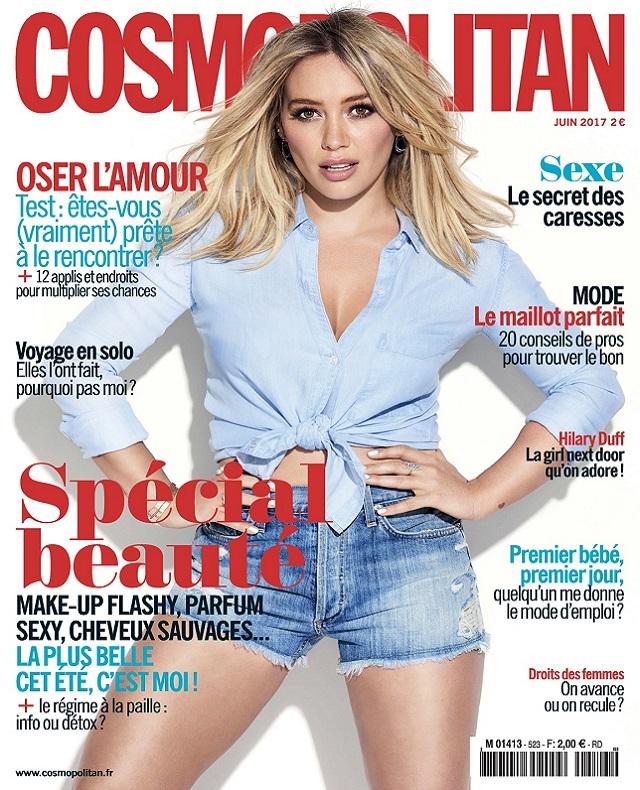 télécharger Cosmopolitan N°523 - Juin 2017